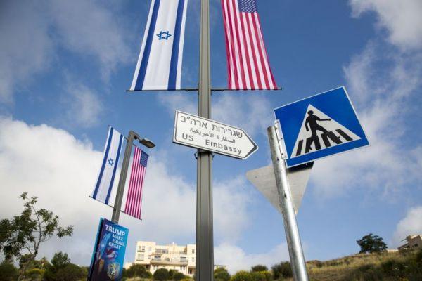 OKI Sebut Pembukaan Kedutaan AS di Yerusalem Hina Hukum Internasional