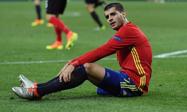 Skuat Spanyol di Piala Dunia 2018 Tanpa Morata