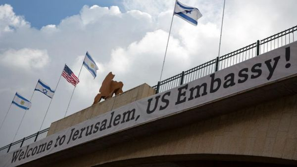Resmi Buka Kedutaan Besar di Yerusalem, AS Dikecam