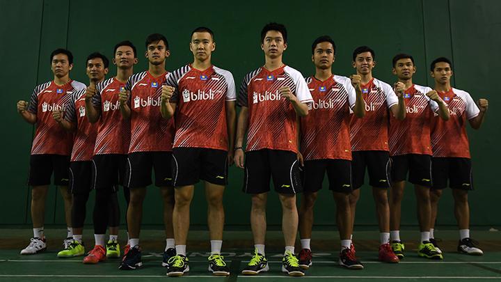 Tim Piala Thomas dan Uber Indonesia Bertolak ke Thailand