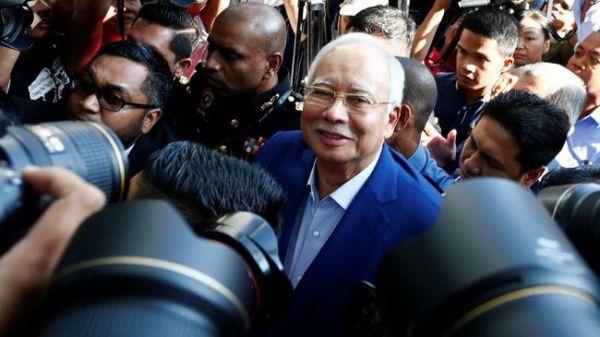 Hari Ini, Najib Razak Diperiksa Komisi Anti-korupsi Malaysia