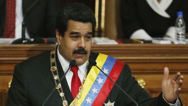 Kena Sanksi Baru, Venezuela Usir Dua Diplomat AS