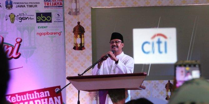 Gus Ipul Akan Terus Genjot UMKM Jawa Timur