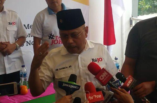 Mundur dari Demokrat, Darmizal Pilih jadi Relawan Jokowi