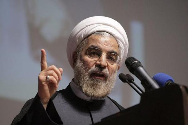Tanggapi Ultimatum AS, Rouhani: Anda Siapa?