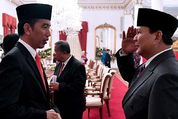 Survei Alvara: Elektabilitas Jokowi di Jatim 55,3 Persen, Prabowo Hanya 24,6 Persen