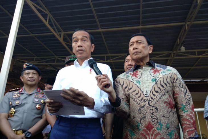 Jokowi: Teror Bom di Tiga Gereja di Surabaya Sebagai Aksi Biadab