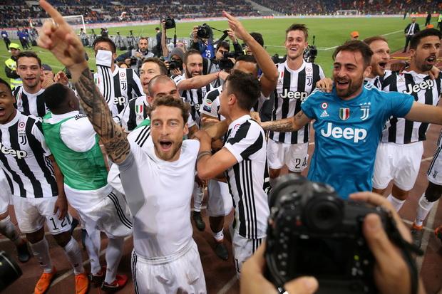 Juventus Rebut Scudetto Ketujuh Beruntun Serie A Itali
