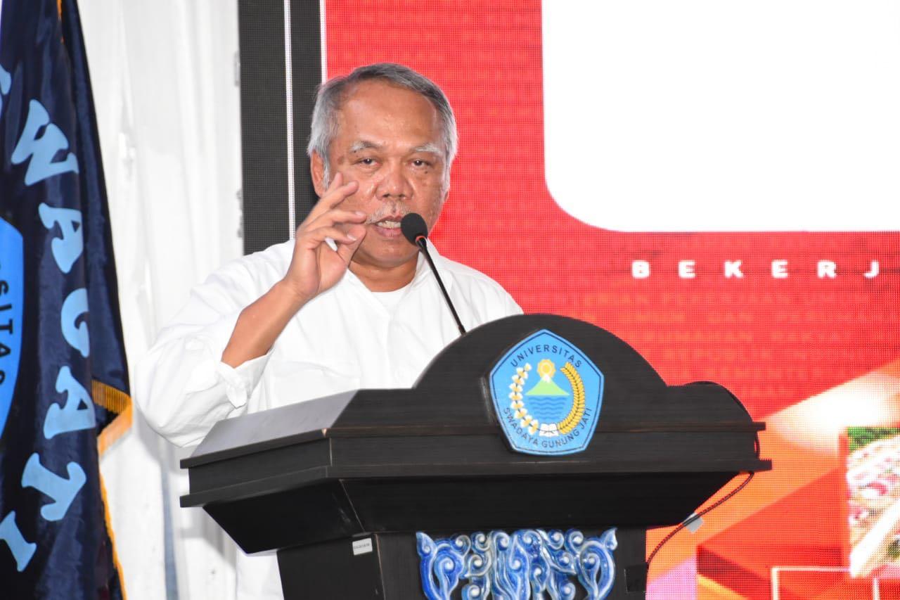 Menteri PUPR: Pembangunan Infrastruktur Wujud Keadilan Sosial Bagi Seluruh Rakyat Indonesia