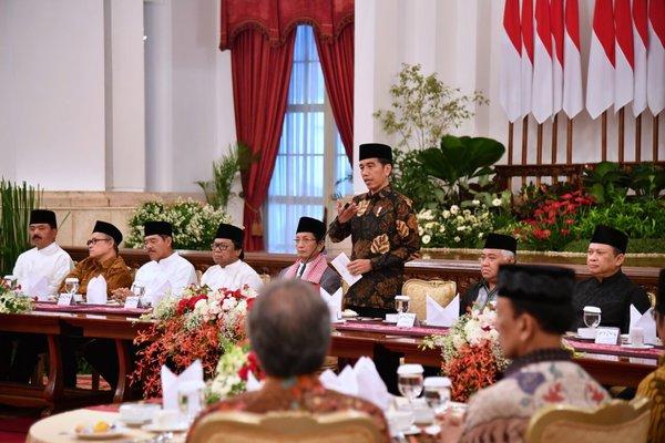Presiden Soal Terorisme: Tindakan Preventif Lebih Penting dari Langkah Represif
