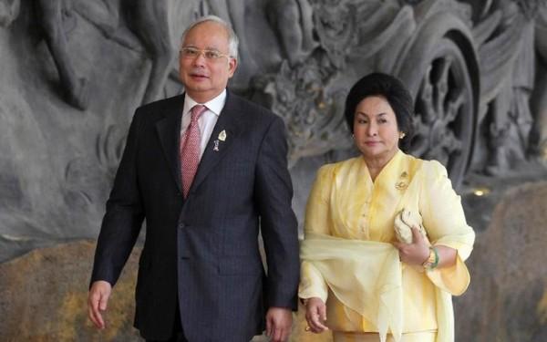 284 Tas Mewah Disita dari Apartemen Najib Razak