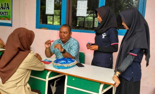 Pencetak Kader Kesehatan Remaja di Pulau Terluar