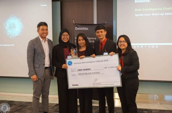 Tim dari ITB Wakili Indonesia di Risk Intelligence Challenge se-ASEAN