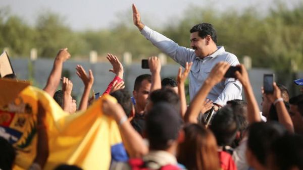 Menangi Pemilu, Nicolas Maduro Kembali Duduki Jabatan Presiden Venezuela