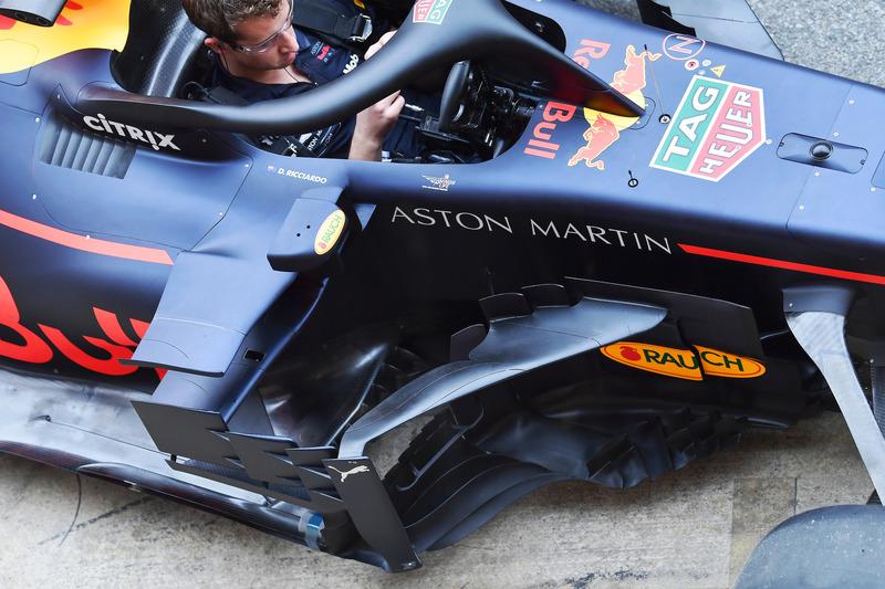 Mobil McLaren dan Red Bull Akan Terlihat Berbeda di GP Catalunya