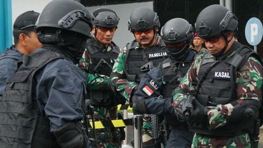 Presiden Boleh Minta Bantuan TNI untuk Mengatasi Aksi Terorisme