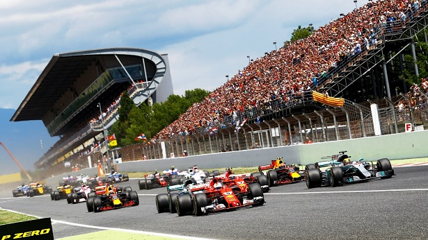 5 Hal Menarik Menjelang GP Formula 1 di Sirkuit Catalunya