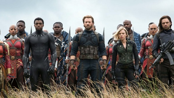Avengers: Infinity War Bakal Tembus Pendapatan USD 1 Miliar