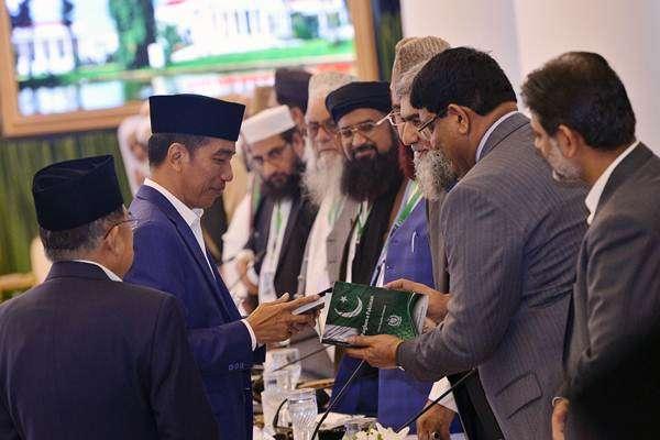 Presiden Afghanistan Minta Bantuan Indonesia Ciptakan Perdamaian