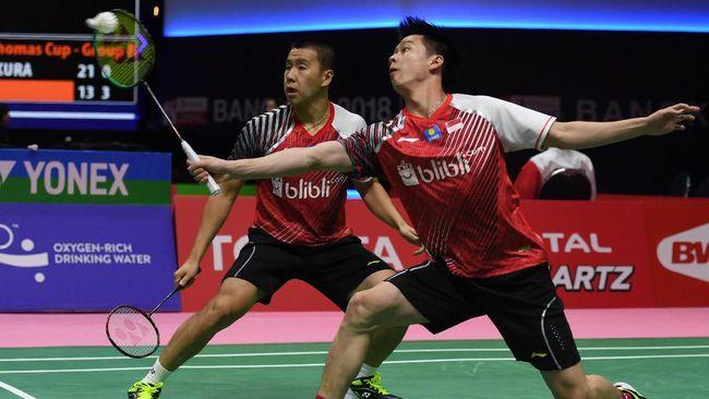 Tim Thomas Indonesia Turunkan Skuat Terbaik di Semifinal