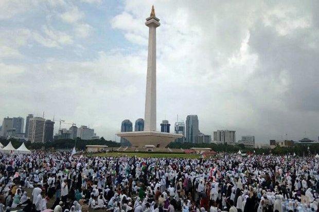 Aksi 115: Presiden Jokowi Mendukung Aksi Bela Baitul Maqdis Palestina