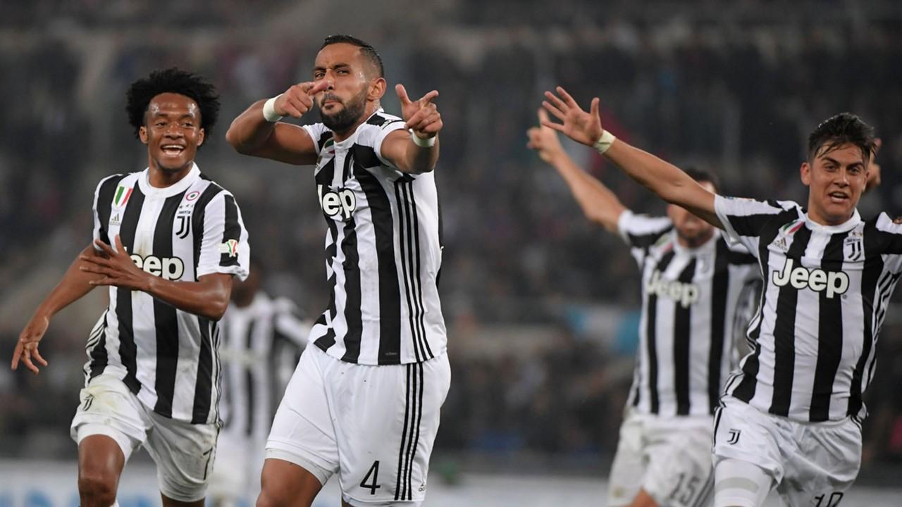 Juventus Gulung AC Milan dan Bawa Pulang Coppa Italia