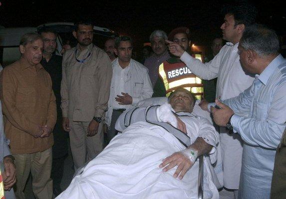 Menteri Dalam Negeri Pakistan Lolos dari Percobaan Pembunuhan