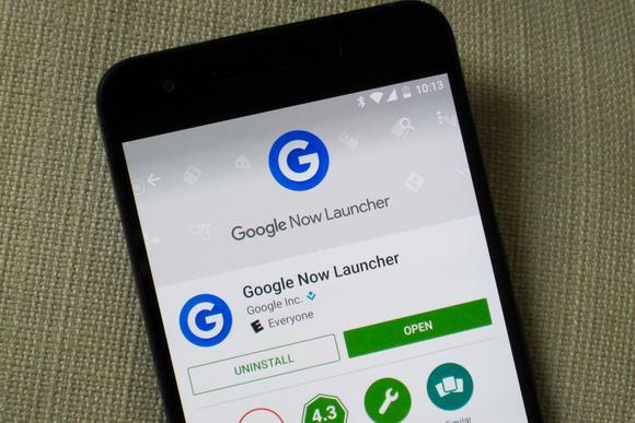 Google Now Launcher Resmi Dihentikan dari Play Store