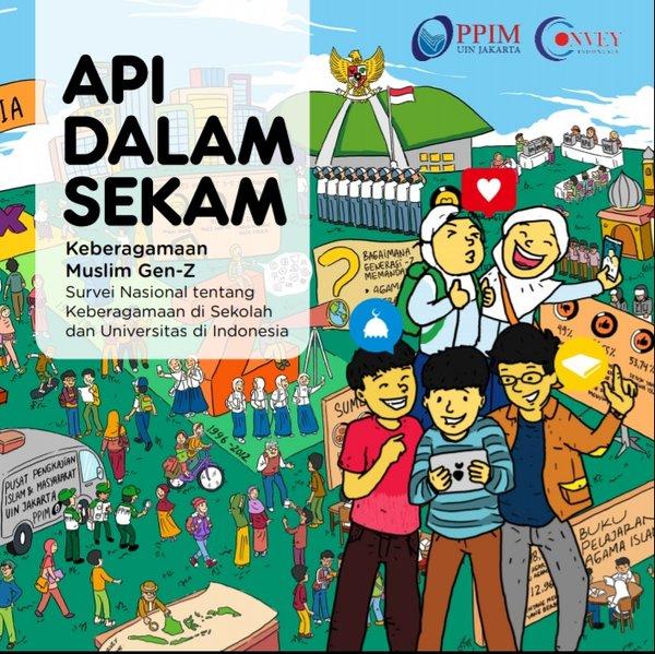 PPIM UIN Jakarta: Pengaruh Intoleransi dan Radikalisme Telah Menjalar ke Banyak Sekolah dan Universitas