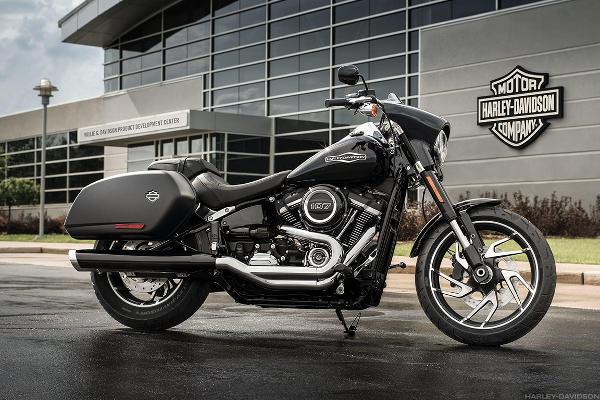 Harley-Davidson Inc Bakal Pindahkan Pabrik Demi Hindari Tarif UE