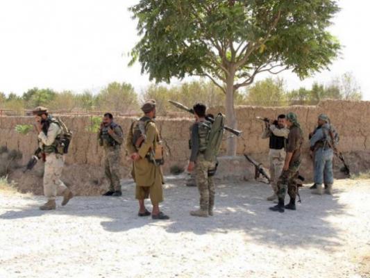 Taliban Serang Pangkalan Militer Afghanistan Pasca Berakhirnya Gencatan Senjata
