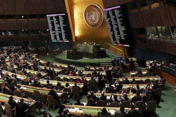 Majelis Umum PBB Sahkan Resolusi Perlindungan Warga Palestina