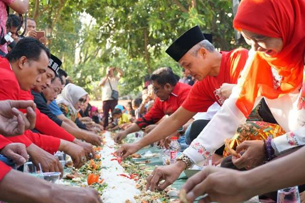 Festival Kuliner Tradisional Klaten
