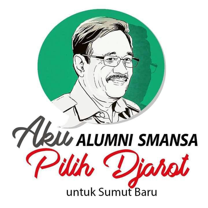 Komunitas Alumni Smansa Medan Yakin Djarot-Sihar Pantas Memimpin dan Membawa Perubahan Bagi Sumut Lebih Baik