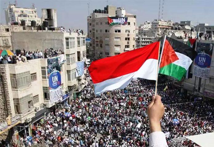 Delegasi Indonesia Terdepan Dukung Resolusi PBB Soal Perlindungan Warga Palestina
