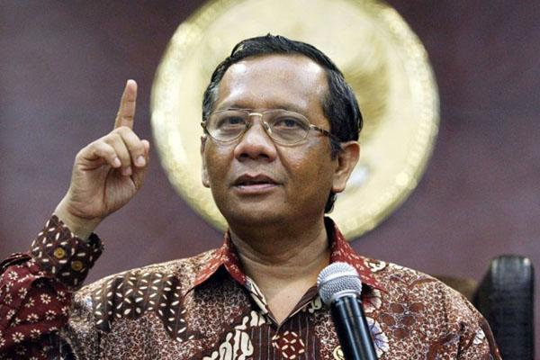 Mahfud MD: Bangsa Indonesia Tidak Boleh Terpecah Belah Hanya Karena Pemilu