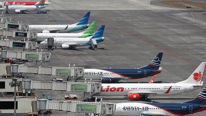 55 Maskapai Indonesia, Boleh Terbang Lagi di Langit Eropa
