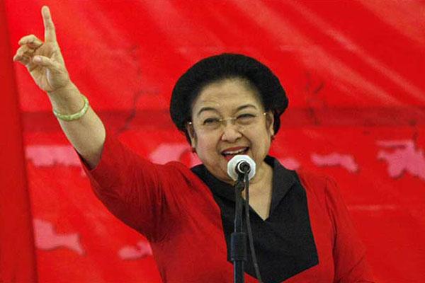 Megawati: Pilih Djarot-Sihar, Jangan Pilih yang Kasar Terhadap Rakyat