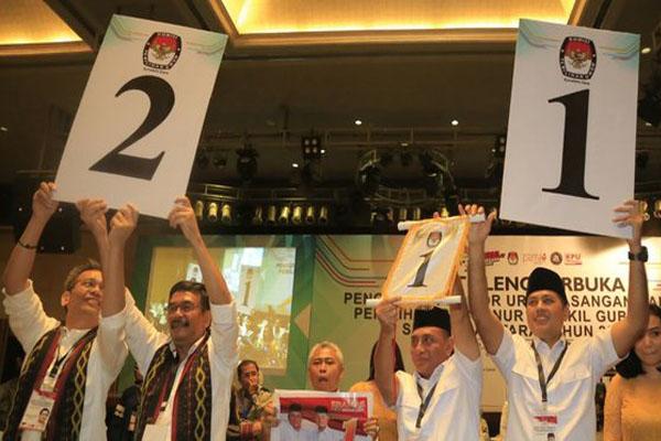 Optimis Menang, Djarot Akan Tetap Menjalin Silaturahmi dengan Edy-Ijeck demi Persatuan Sumut