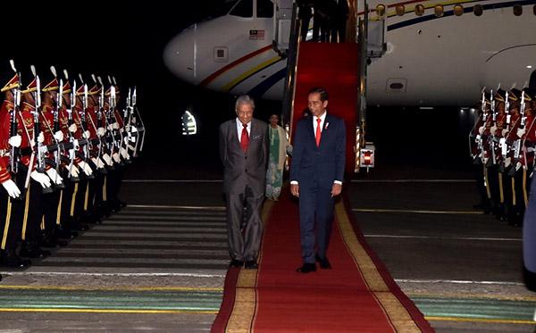 indonesia-negara-pertama-yang-dikunjungi-pm-mahathir-mohamad-pasca-dilantik