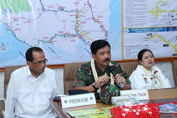 Panglima TNI: Pengamanan Idulfitri adalah Tugas Negara