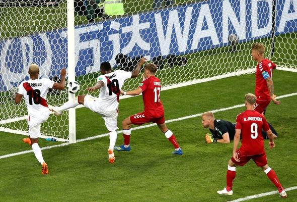 Perancis - Peru bakal seseru Peru- Denmark