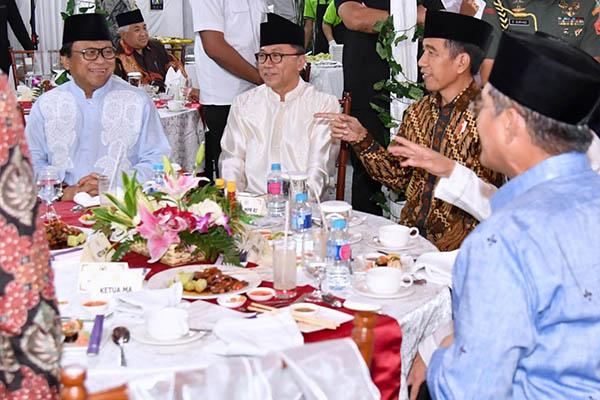 Buka Puasa Bersama Pimpinan MPR