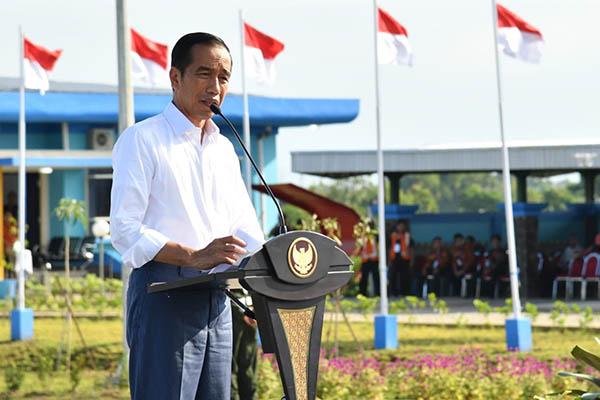 Presiden: Pulau Jawa Terhubung dengan Jalan Tol Merak-Banyuwangi