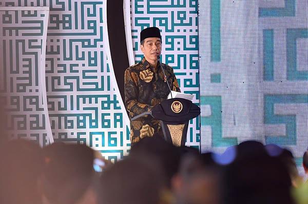Presiden Jokowi Tandatangani Keppres Cuti Bersama PNS Tahun 2018