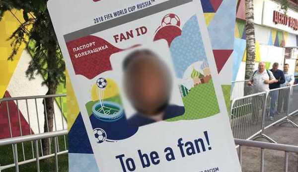 imigran gelap manfaatkan Fan ID Piala Dunia Rusia 2018