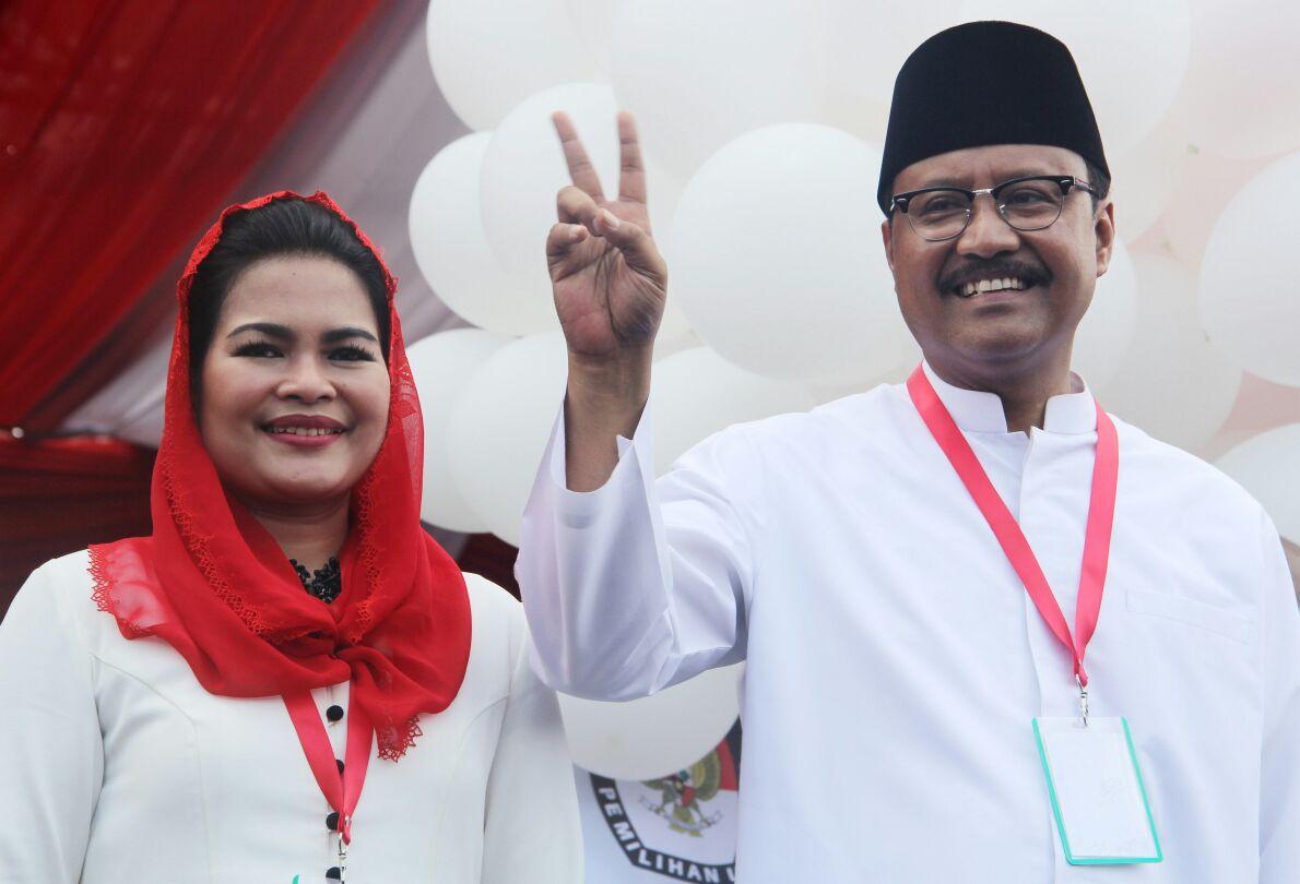 Kearifan Lokal di Jawa Timur Jadi Komitmen Gus Ipul-Puti