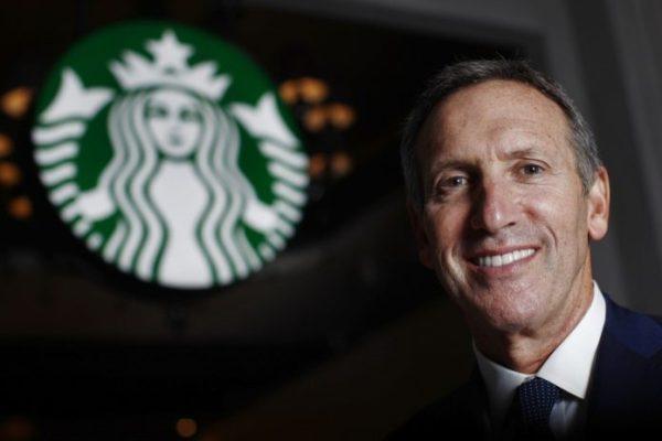 Bos Starbucks Memutuskan Pensiun