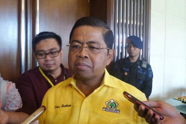 Golkar: Siapapun Figur Cawapres Jokowi, Parpol Pendukung Harus Solid