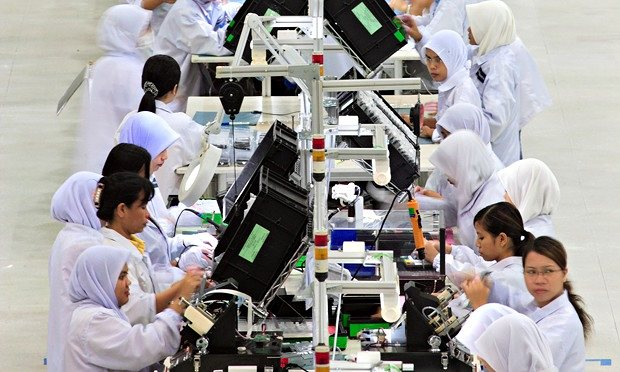 Dorong Industri Elektronika, Pemerintah Jaga Iklim Investasi